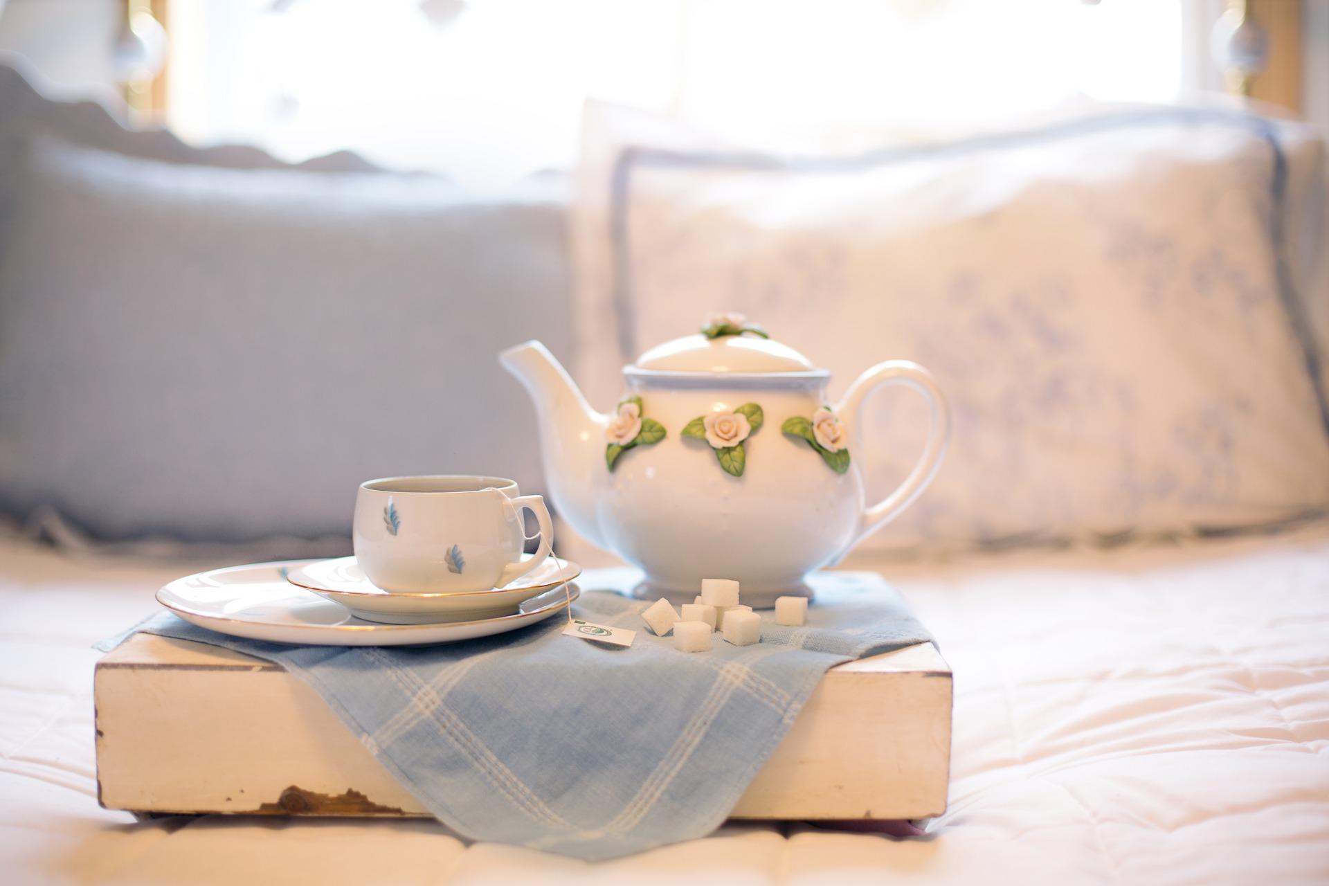 herbata zestaw